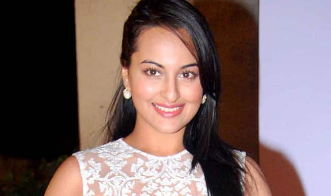 Sonakshi Sinha cannot play cricket