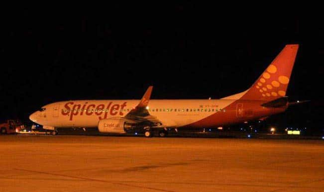 SpiceJet shares crash over 8% as flight operations grounded