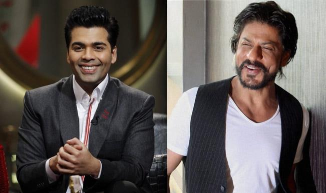 Comedy Nights With Kapil: Shah Rukh Khan takes a dig at his 'dostana' with Karan Johar!