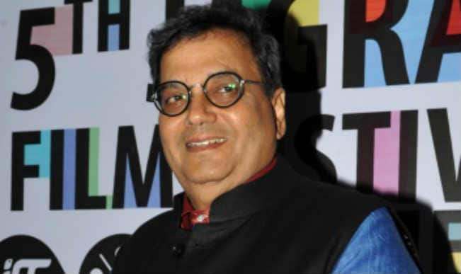 Subhash Ghai inaugurates Delhi International Film Festival 2014 with Delhi BJP chief