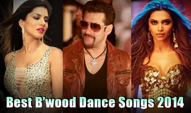 Top 23 Bollywood Dance Numbers of 2014: Sunny Leone's Baby Doll, Salman Khan's Jumme Ki Raat, Deepika Padukone's Lovely, and many more