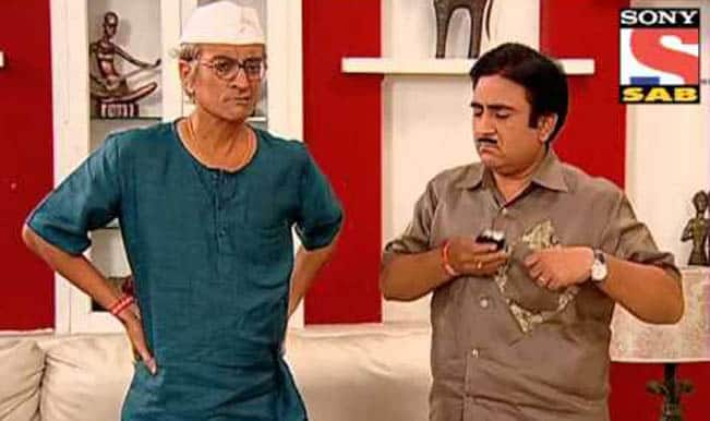 Taarak Mehta Ka Ooltah Chashmah: Daya faces angry and hungry men