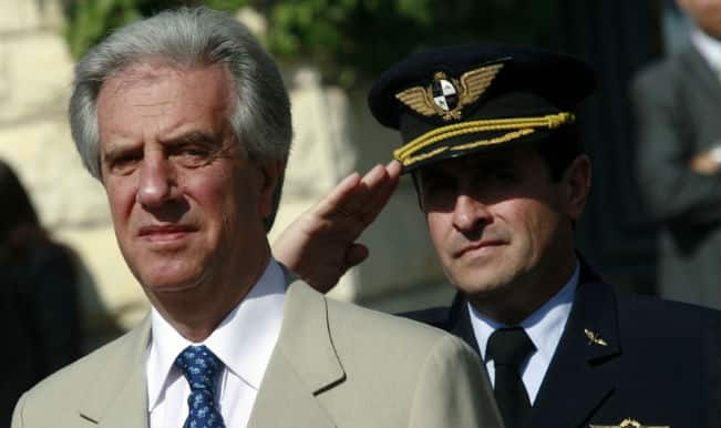 टाबारे वाजक्वे ज उरुग्वे के राष्ट्रपति निर्वाचित, सभी का समर्थन मांगा