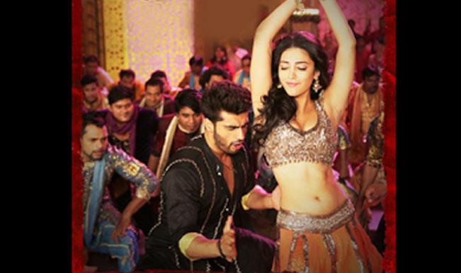 Tevar song Madamiyan: Shruti Haasan and Arjun Kapoor Arjun Kapoor's sizzling Tevar in Madamiyan