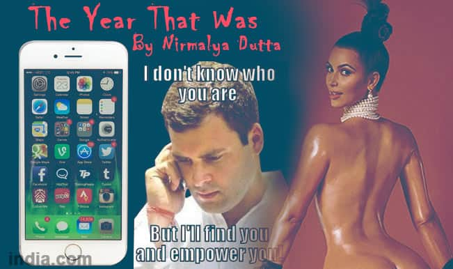 The Year That Was 2014: The top 10 trends that threatened to break the internet