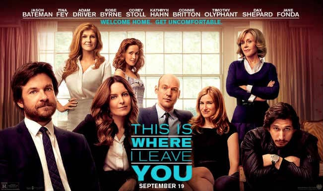 This Is Where I Leave You Movie Review: Crude complex catharsis
