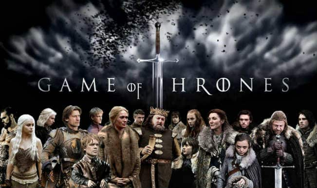 Game of Thrones most pirated TV show of 2014