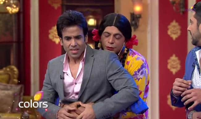 Comedy Nights With Kapil: Mallika Sherawat sizzles, Navjot Singh Sidhu is over the moon