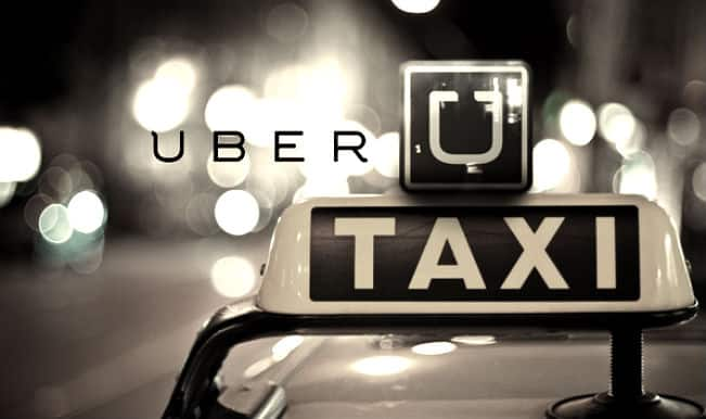 Uber cab drivers protest in Delhi after ban over rape case