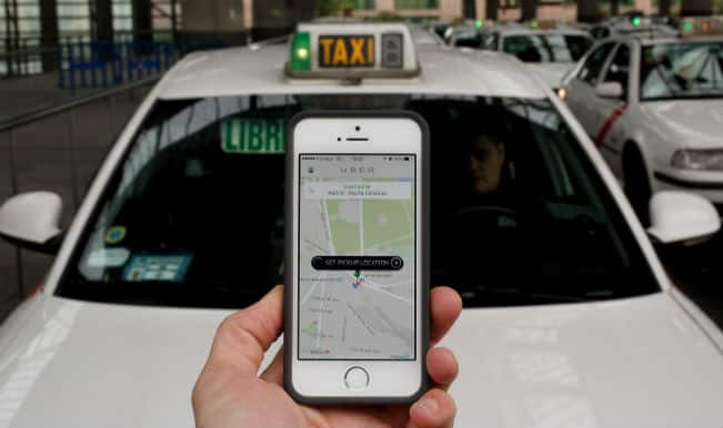 US-based woman to complain against Uber cabbie