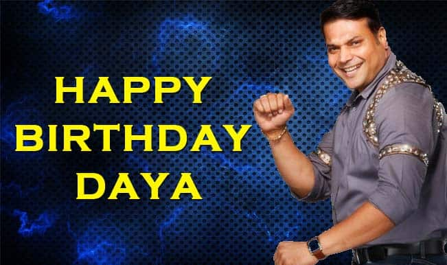 Dayanand Shetty birthday special: Top 3 best Daya dialogues cracked on popular TV series CID