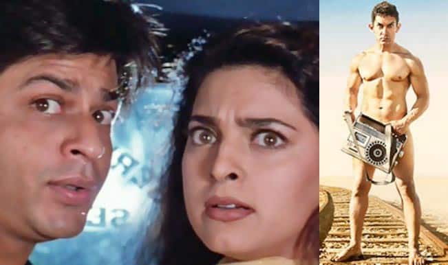 Shah Rukh Khan's best friend Juhi Chawla has 'issues' with Aamir Khan's PK act!