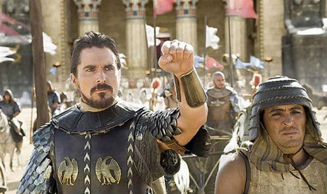 'Exodus: Gods and Kings' tops North American box office