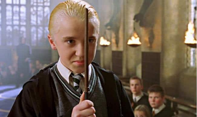 J K Rowling mentions about Draco Malfoy in her new entry