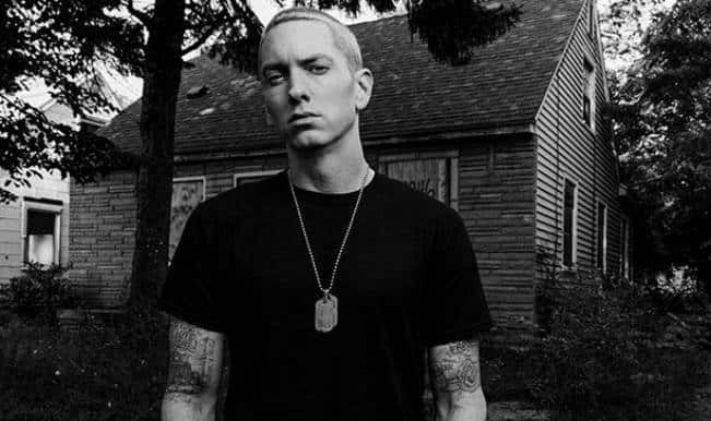 how tall is eminem he