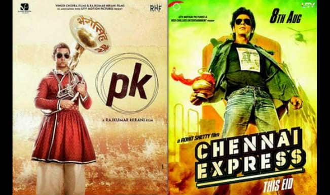 PK box office: Aamir Khan's film beats Chennai Express and Happy New Year; enters highest grossers list