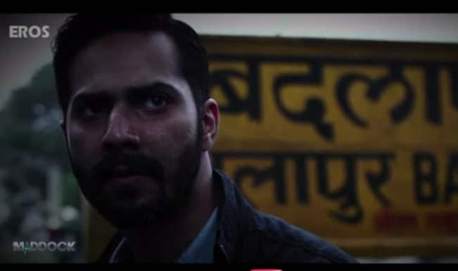 Jee Karda from Badlapur: Listen to the new electrifying track from Varun Dhawan's forthcoming film