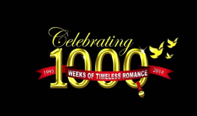 #1000WeeksOfDDLJ: A trip down the memory lane as Dilwale Dulhania Le Jayenge completes 1000 weeks!