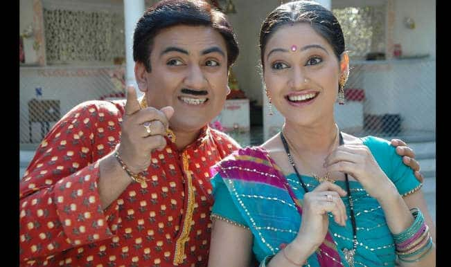 Taarak Mehta Ka Ooltah Chashmah: Jethaalal and Daya ben have a good time playing 'Statue Statue'