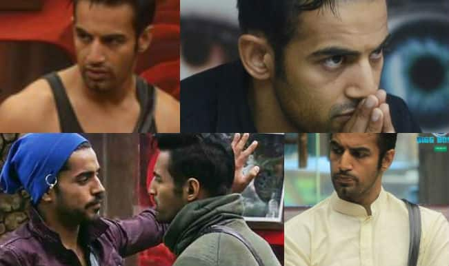 Bigg Boss 8: Upen Patel's antics saved him from eviction?