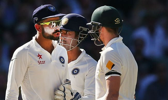 Stay in your limits: Virat Kohli gives Steve Smith a piece of his mind! Watch Full Video