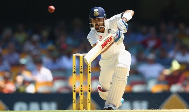 India lose Virat Kohli; reach 151/3 against Australia at Tea on Day One – 1st Test in Brisbane