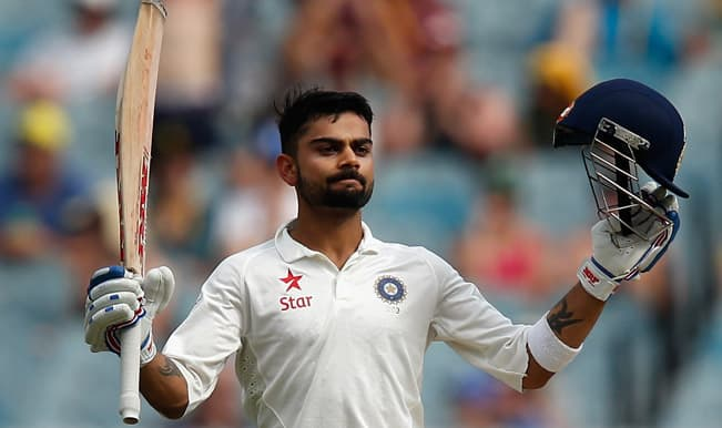Virat Kohli's nine gems in Test cricket