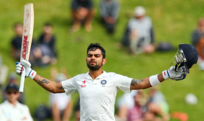 India vs Cricket Australia XI Day 2: Virat Kohli, Murali Vijay plunder CA XI bowlers as India pile 375 in in Adelaide