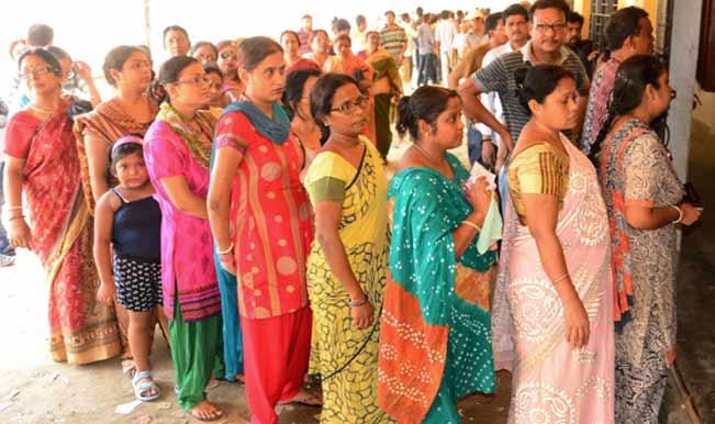 झारखंड : प्रथम 4 घंटे में करीब 30 फीसदी मतदान