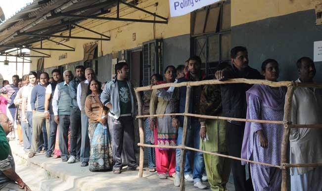 कश्मीर में चौथे चरण का मतदान समाप्त