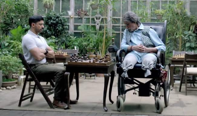 'Wazir' movie teaser: अमिताभ बच्चन और फरहान अख्तर का दिलचस्प खेल