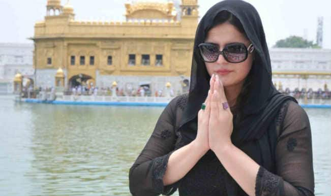 It'll be 'Nonsense' time for Zarine Khan in March 2015