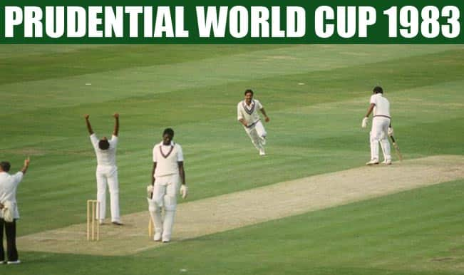 Prudential World Cup 1983: Top 10 Wicket-Takers of the Tournament