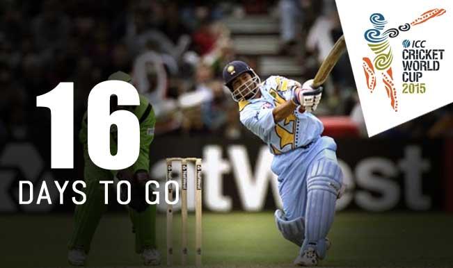 ICC Cricket World Cup 2015 Countdown Day 16: Sachin Tendulkar's emotional 140 vs Kenya – Watch Full Video