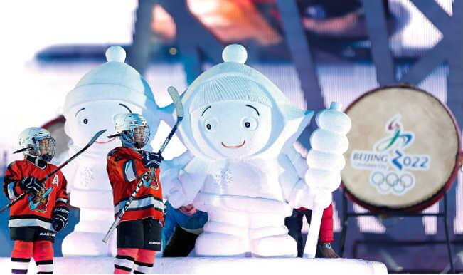 New Year 2015 countdown marked with Beijing's 2022 Winter Olympics aspirations