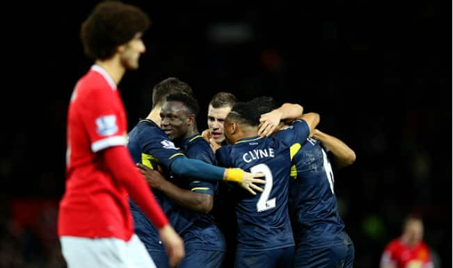 Manchester United shocked by Southampton, pushed to fourth place in EPL points table