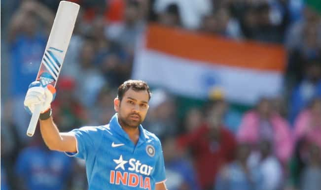 Rohit Sharma's ton takes India to 267/8 against Australia in 2nd ODI at Melbourne