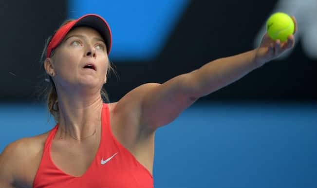 Maria Sharapova vs Eugenie Bouchard Live Updates Australian Open 2015 QF: Sharapova beats Bouchard 6-3, 6-2