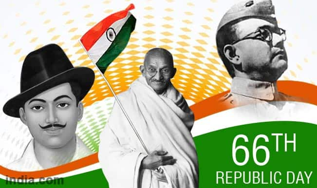 Republic Day 2015 Wishes: Best Republic Day SMS, WhatsApp & Facebook Messages to send Happy Republic Day greetings!