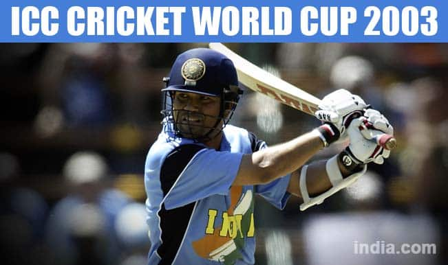 ICC Cricket World Cup 2003: Top 4 news-makers & special features of 2003 World Cup