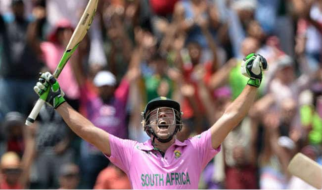 AB De Villiers scores fastest ODI Hundred: Watch Video Highlights of 5 Fastest ODI Centuries of all-time