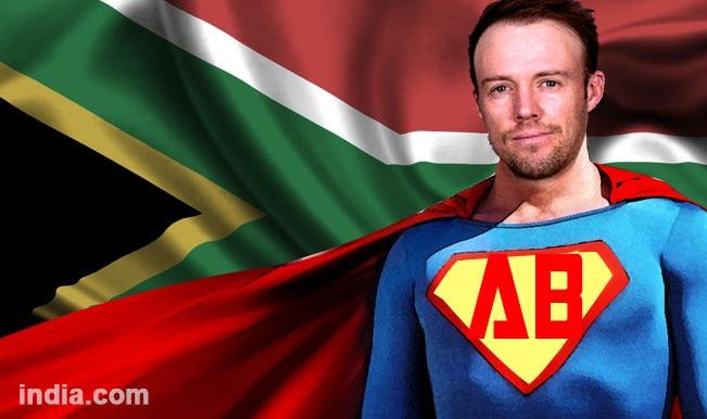 AB de Villiers' 149 vs West Indies – Does Superman exist?