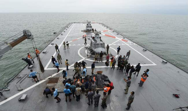 AirAsia flight QZ8501: Search enters 8th day