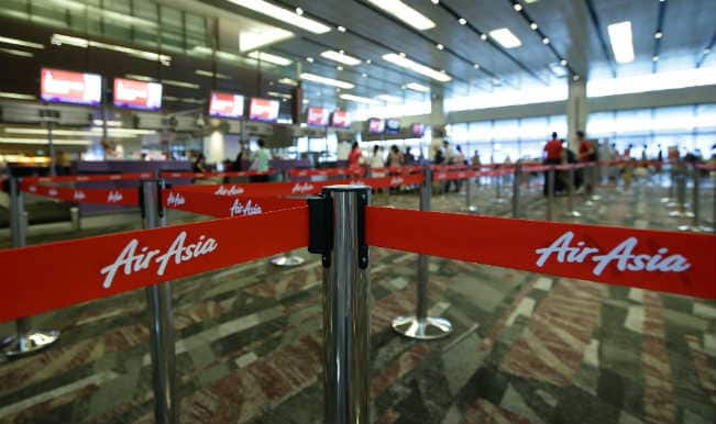 AirAsia flight QZ8501: Bid to raise fuselage begins