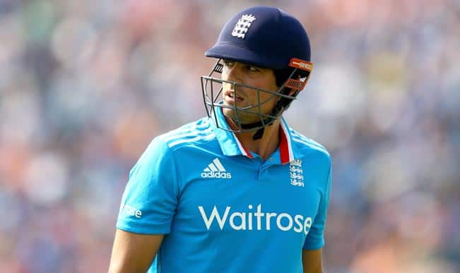 Alastair Cook shattered after being dropped from England ODI captaincy, side: James Anderson