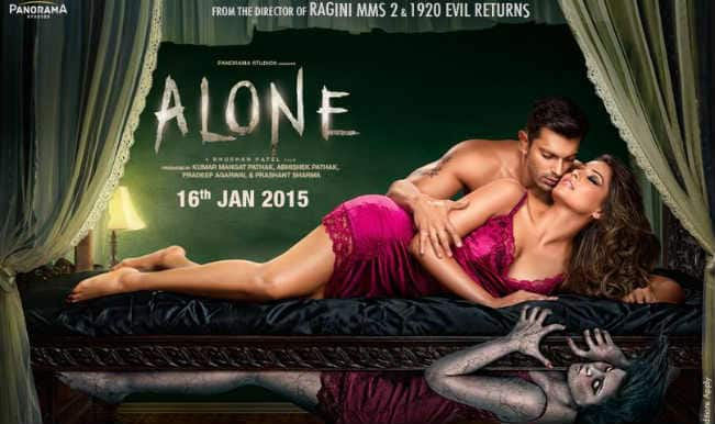Alone movie review: Bipasha Basu and Karan Singh Grover 's erotic thriller is nothing but an old wine in a new bottle!