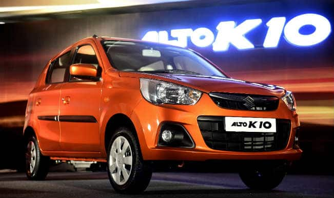 Maruti Suzuki Alto is world's best selling car