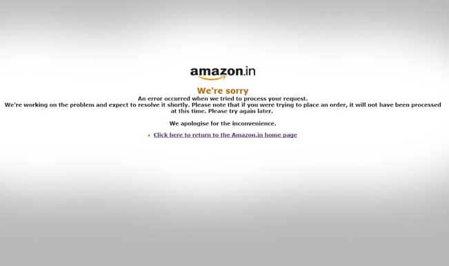 Image result for amazon site down