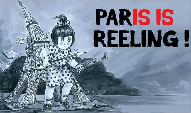 Amul condemns Charlie Hebdo attack, says 'PARIS IS REELING!'