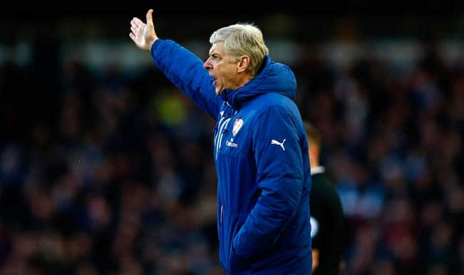 Arsene Wenger insists Arsenal's business in the January transfer window is complete